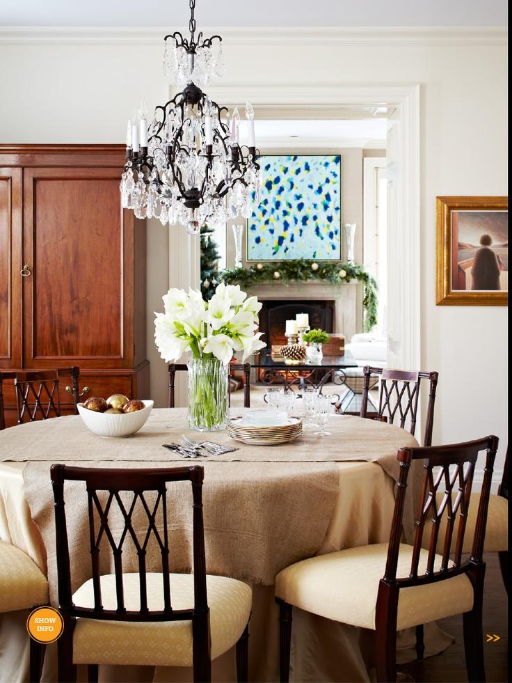 Dining room decor pinterest for Dining room designs pinterest