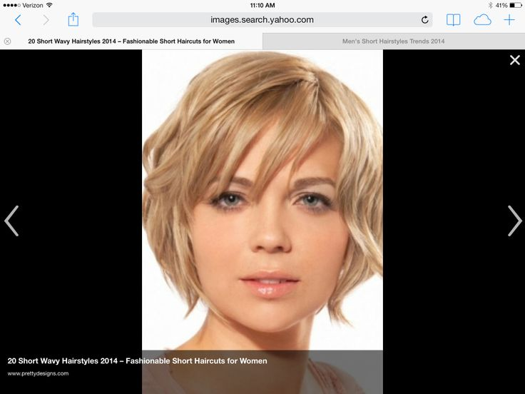 Short Haircuts On Pinterest