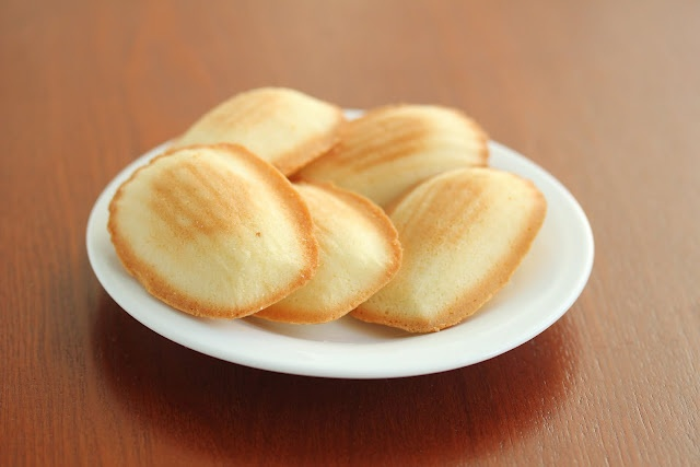 vanilla madeleines | Recipes to try | Pinterest