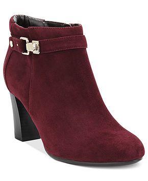 Alfani Women's Dolorna Booties - Shoes - Macy's
