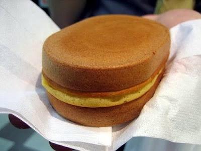 Japanese Pancake Recipe, Obanyaki   Recipe