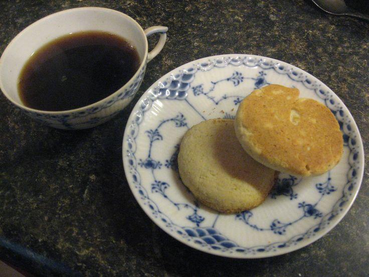 Old fashioned tea cakes recipe