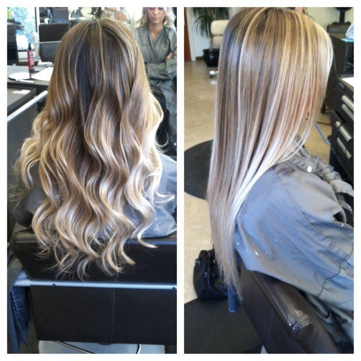 Sombre Hair Cut Ideas Pinterest