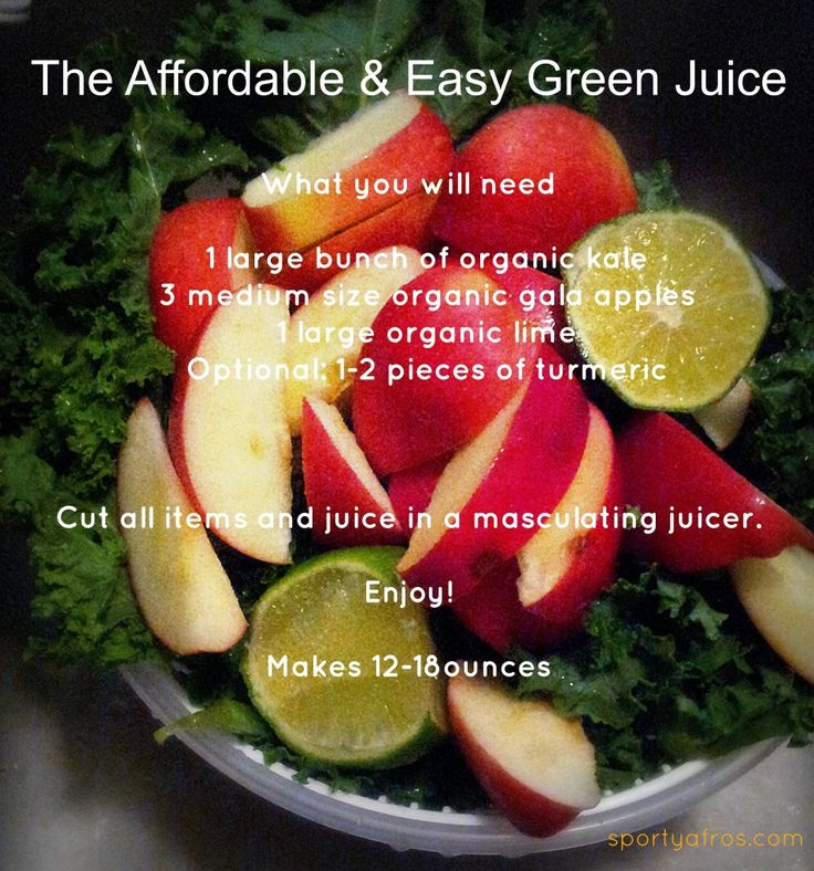Affordable and easy green juice | SMOOTHIES! And drinks, some of whic ...