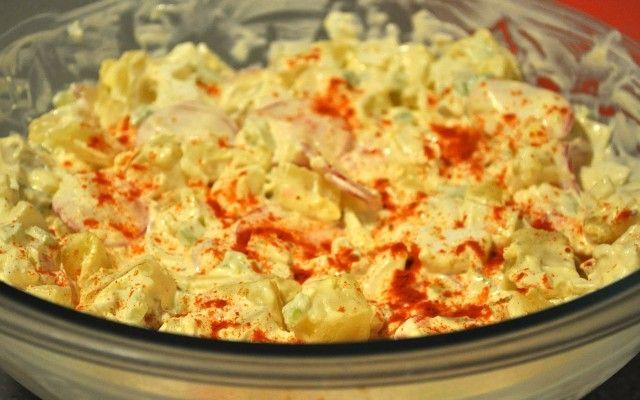 Picnic Week: Healing Cuisine's Deviled Egg Salad