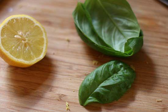 Lemon Basil Vinaigrette Recipe — Dishmaps