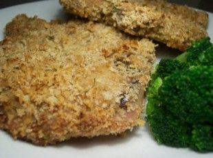 Crunchy Smoky Pork Chops Recipe. These are perfectly moist chops! The ...