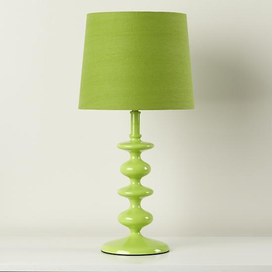 the land of nod kids lighting kids green lamp in all room decor. Black Bedroom Furniture Sets. Home Design Ideas