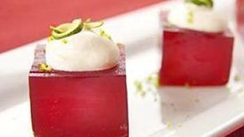 Winter Margarita Jelly Shot | Recipe
