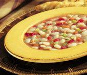 Vegetarian Butter Bean (Lima Bean) Soup Recipe