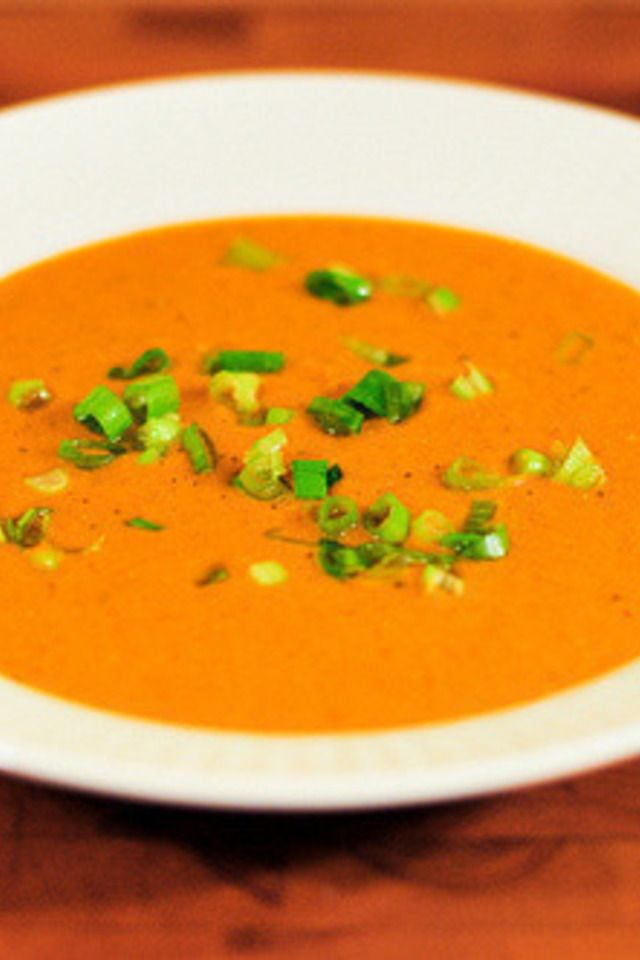 Grilled Gazpacho | LOVE FOODS | Pinterest