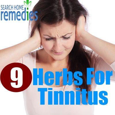 Herbs tinnitus relief