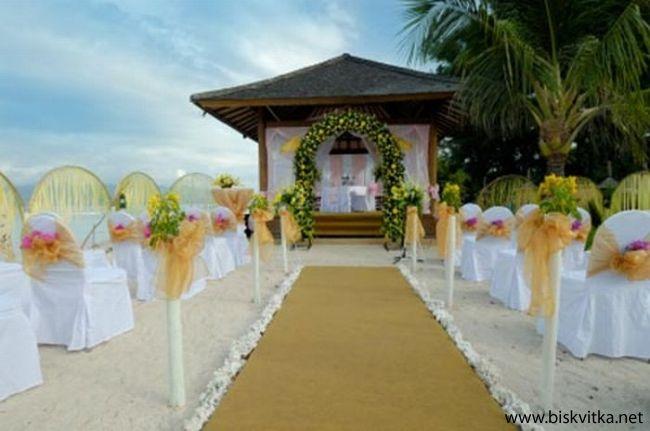 Nice Backyard Weddings : Very Nice  Elegant Outdoor Weddings  Pinterest