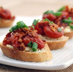 Candied Smoked Paprika Cherry Berries | yum | Pinterest