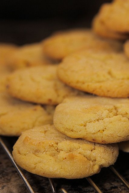 Chewy Lemon Sugar Cookies by the boastful baker, via Flickr