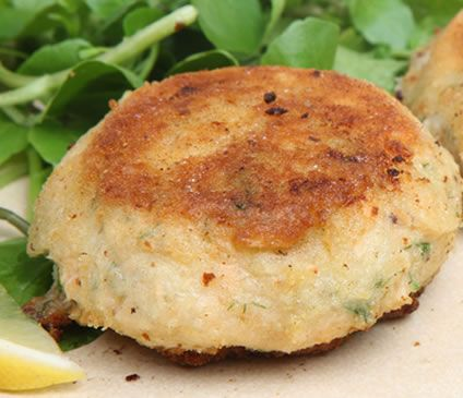 Salmon Croquettes | Food & Drink | Pinterest
