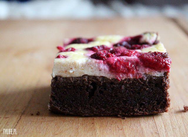 Raspberry Brownies | Dessert | Pinterest
