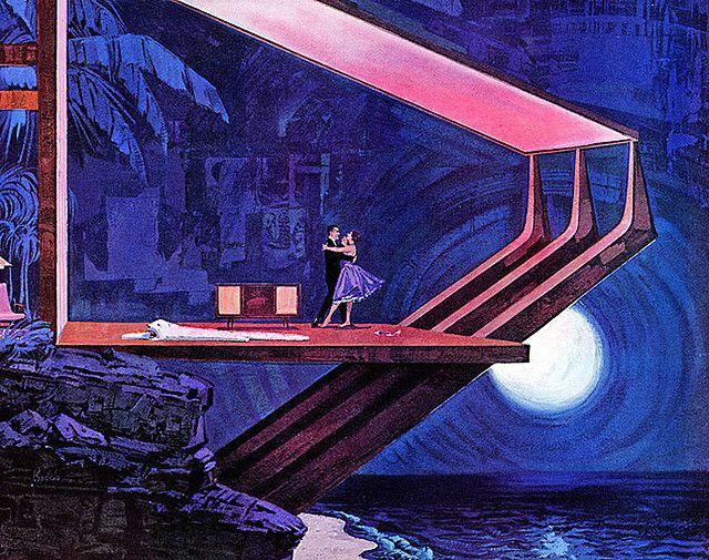 Retro Futurism Futurist Pinterest