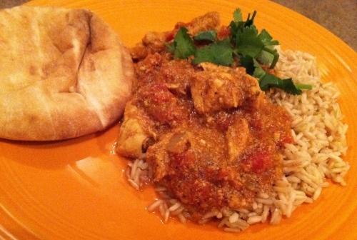 Skinny Chicken Tikka Masala | Food and Spirits | Pinterest
