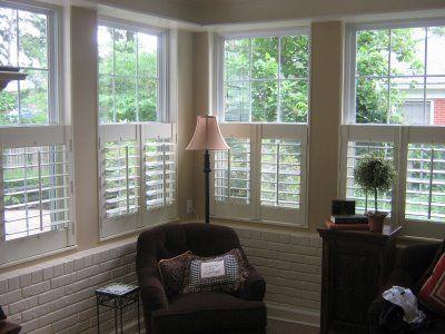 Window Half Shutters Home Decor Pinterest
