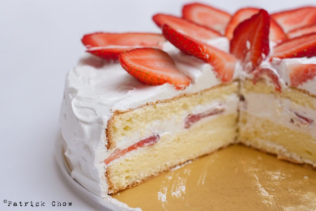 Japanese style strawberry shortcake | Cupcakes, Cakes & Cakeballs | P ...
