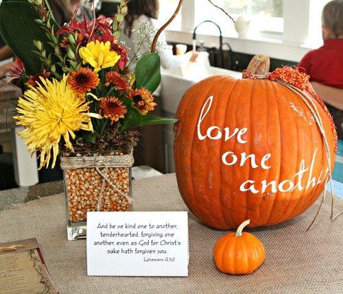 Fall bridal shower ideas pinterest