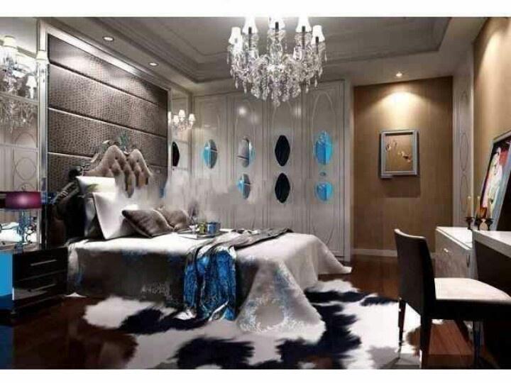 Glamorous Bedroom Decor Dream Room Pinterest
