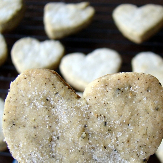 Earl Grey Tea Cookies | Sweets & Treats! | Pinterest