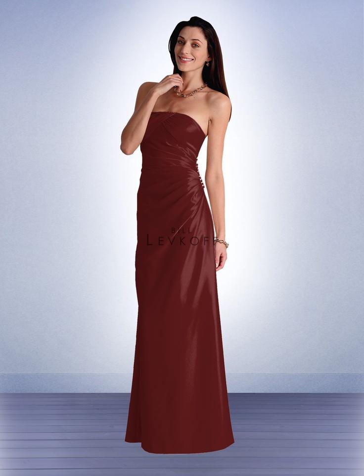 Copper Bridesmaids Dresses