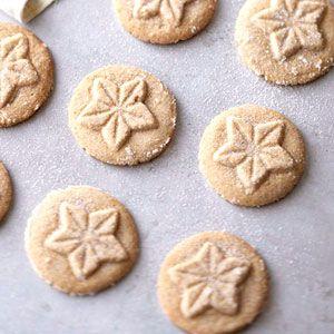 Brown Sugar Shortbreads | Recipe