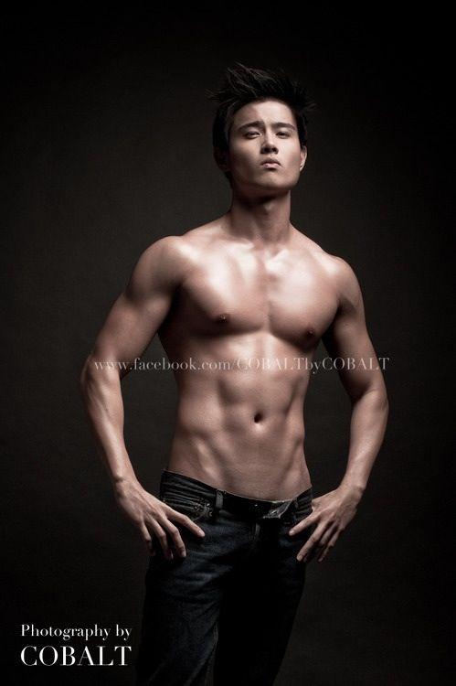 Shirtless | asian guys | Pinterest