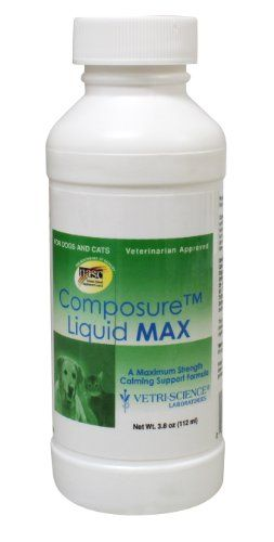 Vetri-Science Composure Liquid MAX for Dogs & Cats, 4 Ounce - http ...