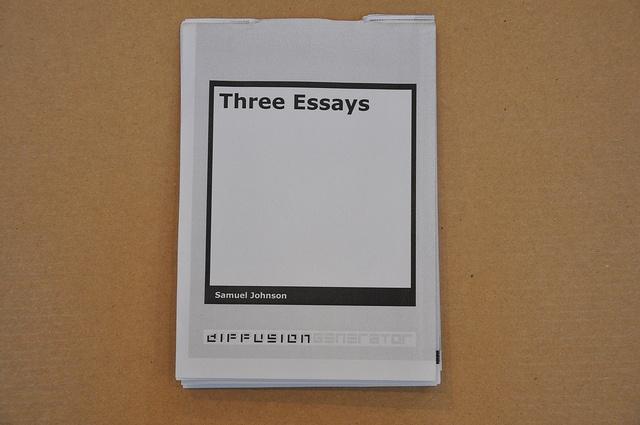 essays in uk