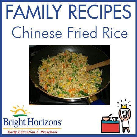 Kid-Friendly Fried Rice Recipe — Dishmaps