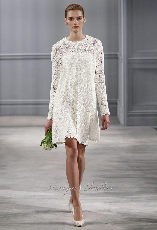 oliverink short wedding dresses