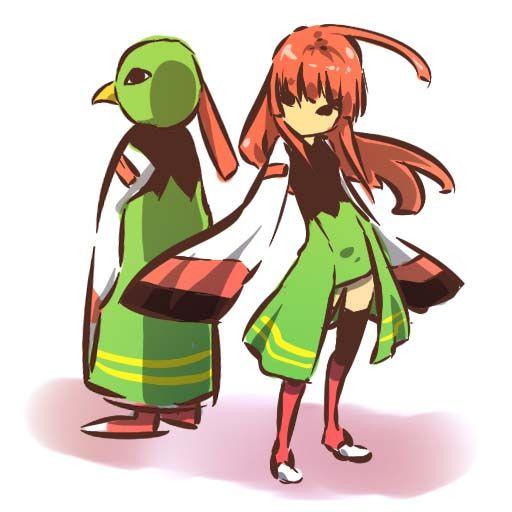 Pokémon: Xatu and girl | Pokemon Gijinka | Pinterest