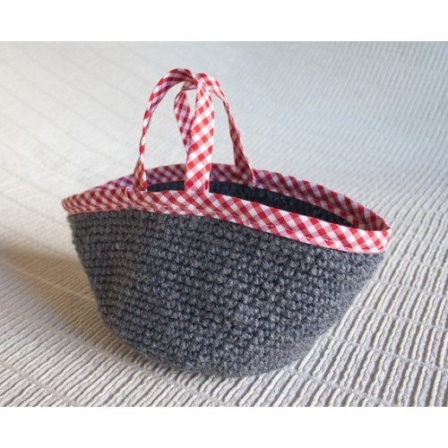 Crochet Small Purse Pattern : Small Bag Crochet Pattern Crochet Pinterest