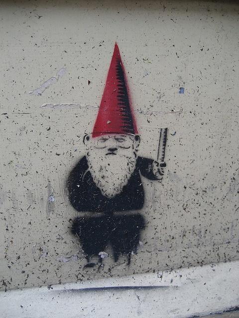 Amsterdam Gnome by mr_la_rue