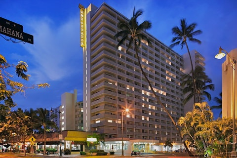 hotel ambassador waikiki honolulu