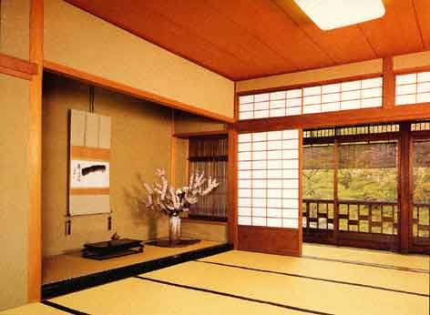 tokonoma traditional japanese house design pinterest. Black Bedroom Furniture Sets. Home Design Ideas