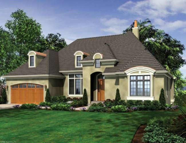Mascord house plan 1329a House plans mascord