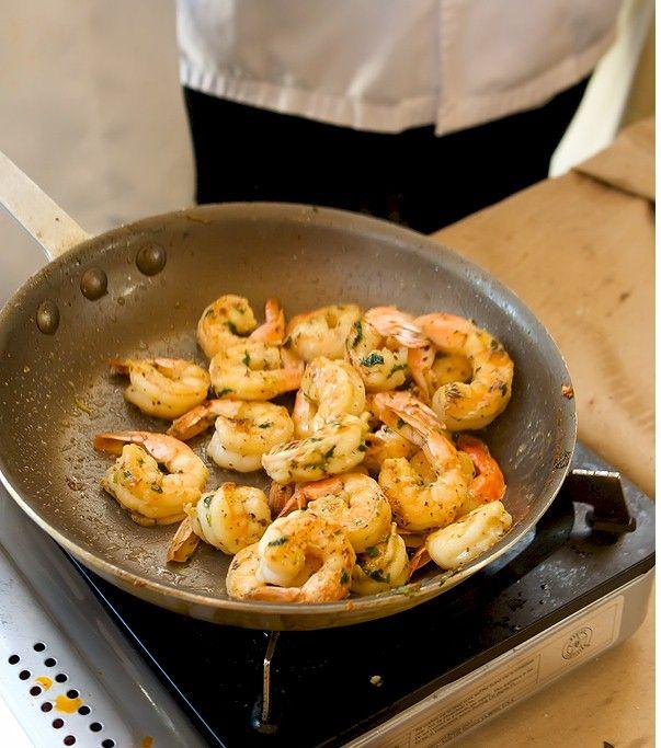 Camarones Borrachos (Drunken Shrimp) | Fresh /Seafood Recipes | Pinte ...