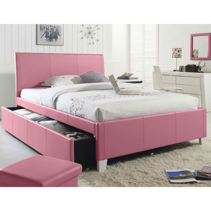 Standard Furniture Twin Trundle Bed Toddler Girl Pinterest