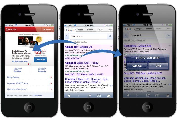 mobile partner locator para blackberry