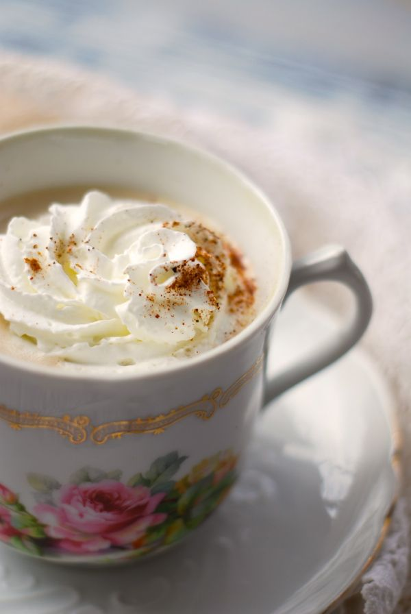Ice Cream Batter Hot Buttered Rum ~ what a yummy holiday drink! # ...