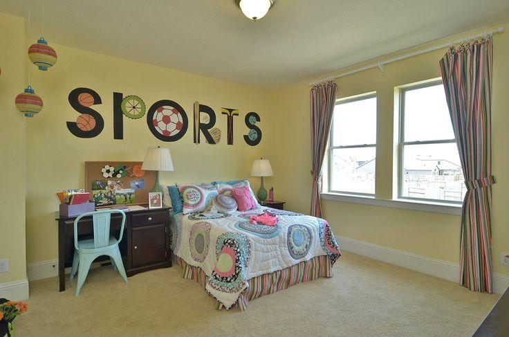 sports themed kid 39 s bedroom donnella pinterest