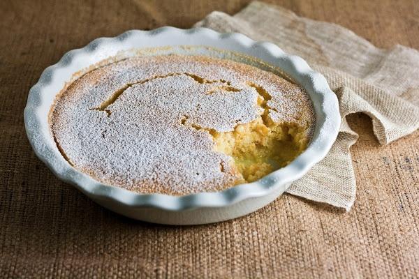 Meyer Lemon Pudding Cake | Freshly Baked - Cakes/Bread | Pinterest