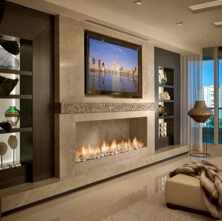 Fireplace Design Home Decor Pinterest