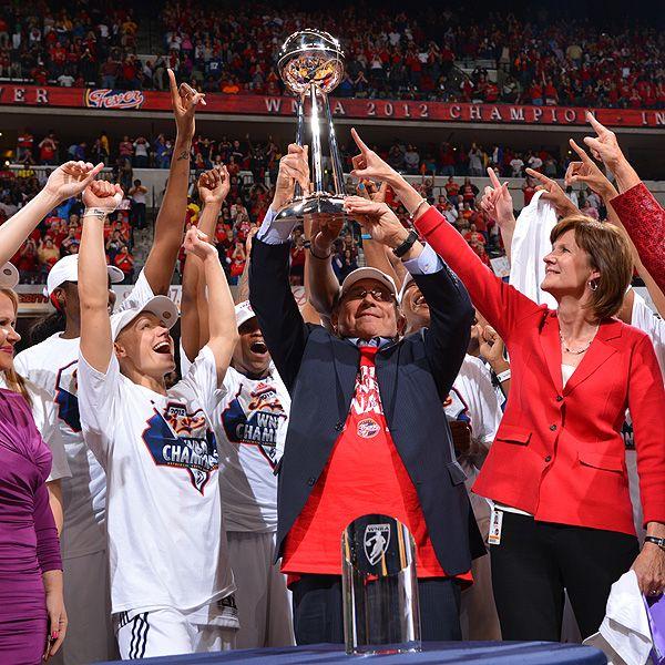2012 WNBA Finals