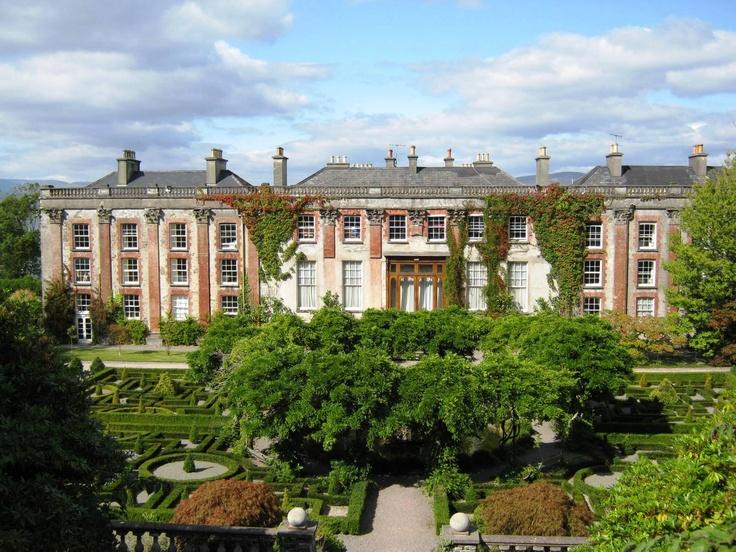 Bantry Ireland  city images : Bantry House, Ireland | Wanderlust | Pinterest
